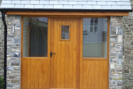 Insulated Front Door
